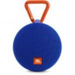 Haut-parleurs JBL Eenceinte portables etanche CLIP 2 BLEU