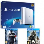 PS4 Sony CONSOLE PS4 1TO UNC DESTINY White
