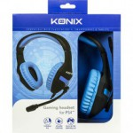 Play Station 4 Konix CASQUE GAMING PS4