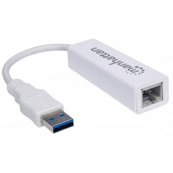 Adaptateur INTELLINET Adaptateur USB3 vers Gigabit Ether