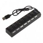 Hub INTELLINET Hub 7 ports USB2