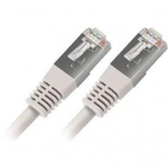 Câbles réseau INTELLINET Cable RJ45 cat 5E 1m Gris