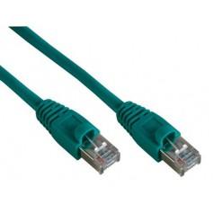 Câbles réseau INTELLINET Cable RJ45 cat 5E 3m Vert