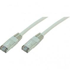 Câbles réseau INTELLINET Cable RJ45 cat 5E 5m Gris