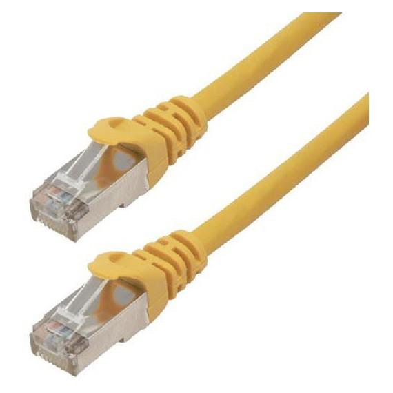 Câbles réseau INTELLINET Cable RJ45 cat 6 3m jaune