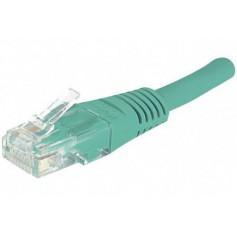 Câbles réseau INTELLINET Cable RJ45 cat 6 2m vert