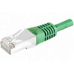 Câbles réseau INTELLINET Cable RJ45 cat 6 SFTP 1m vert