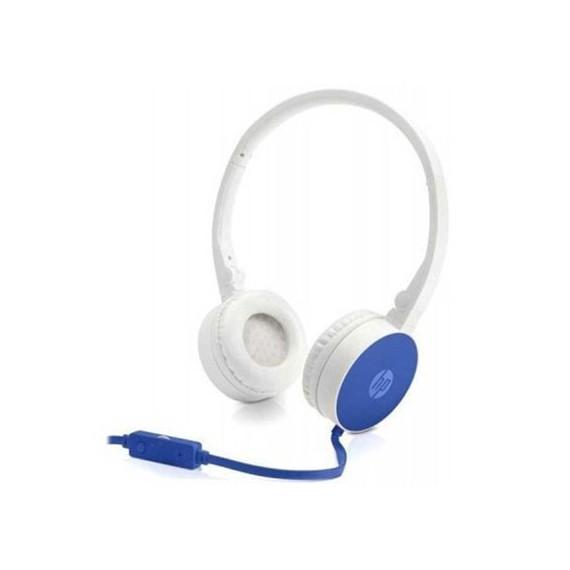 Casque micro hp Casque Stereo 2800 Blue