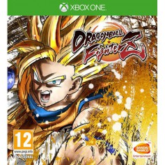 Jeux XBOX ONE MICROSOFT JEU DRAGON BALL FIGHTERZ
