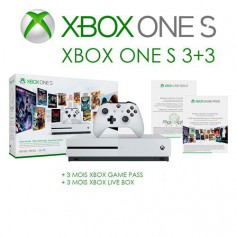 XBOX ONE MICROSOFT CONSOLE XBOX ONE S 500G