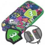 Accessoires Nintendo HORI ETUI SPLAT PACK SPLATOON2