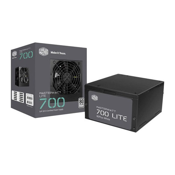 Alimentations Cooler Master ATX 700