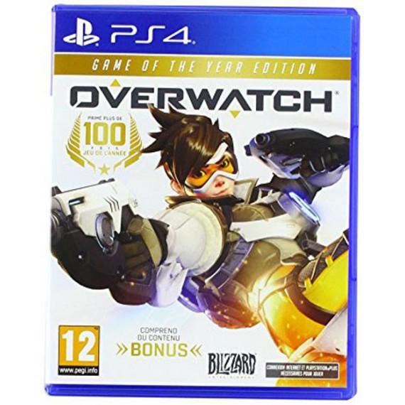 Jeux PS4 Sony OVERWATCH GOTY PS4