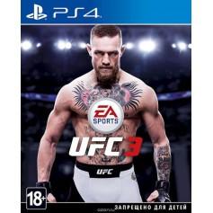 Jeux PS4 Sony UFC3 PS4