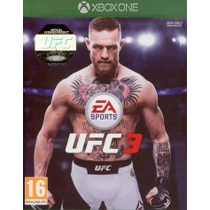 Jeux XBOX ONE MICROSOFT UFC3 XONE