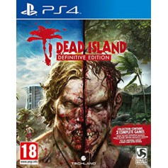 Jeux PS4 Sony DEAD ISLAND COLL DEFINITIVE PS4