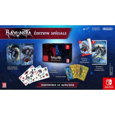 Jeux Nintendo Switch NINTENDO BAYONETTA 2 ED SPECIALE SWITCH