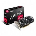 Cartes graphiques MSI RX 570 ARMOR 4G