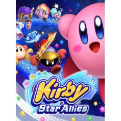 Jeux Nintendo Switch NINTENDO KIRBY STAR ALLIES