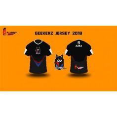 T-shirt Polyester T SHIRT GEEKERZ