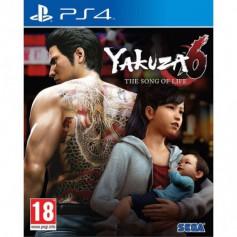Jeux PS4 Sony PS4 YAKUZA 6 EDITION D1