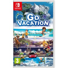 Jeux Nintendo Switch NINTENDO Go Vacation