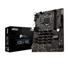 Cartes Meres MSI PRO MINING H310 F