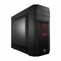 Boitiers Corsair SPEC-02 Red LED Carbide