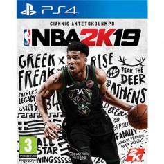 Jeux PS4 Sony NBA 2K19