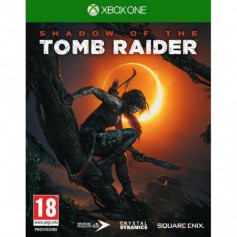Jeux XBOX ONE MICROSOFT Tomb raider Shadow XONE