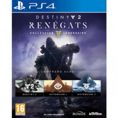 Jeux PS4 Sony Destiny 2 RENEGATS