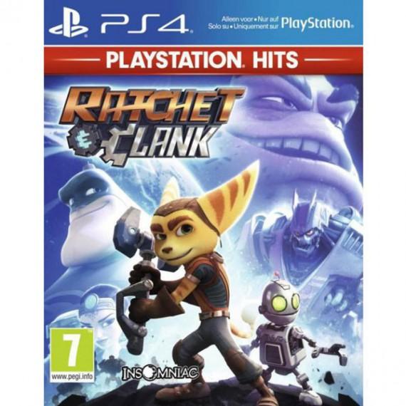 Jeux PS4 Sony HITS RATCHET CLANK