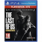 Jeux PS4 Sony Remastered The last of us