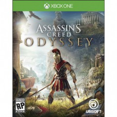 Jeux XBOX ONE MICROSOFT ASSASIN'S CREED ODYSSEY XONE