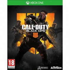 Jeux XBOX ONE MICROSOFT BLACK OPS IIII CALL OF DUTY