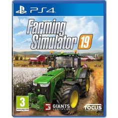 Jeux PS4 Sony SIMULATOR 19 PS4