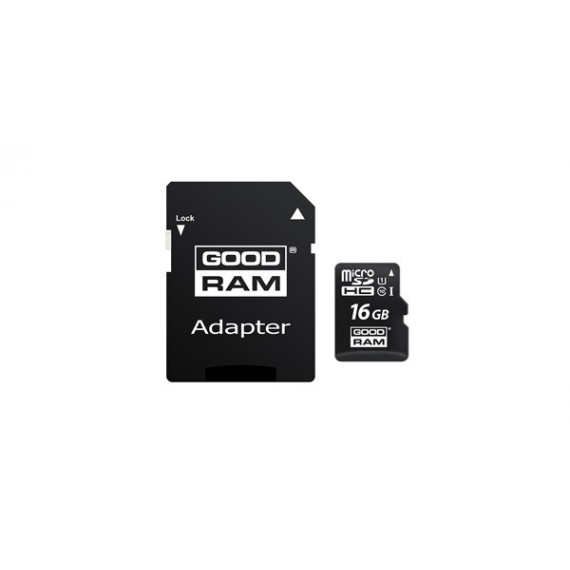 Flash Disque & Carte SD GOODRAM SD HC Micro M1AA 0160R12