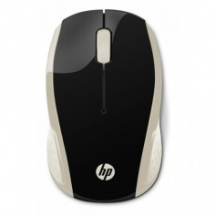 Souris hp Wireless 200 Silk Gold