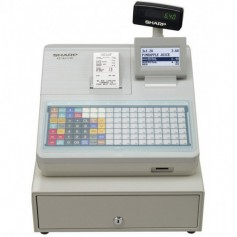 Caisse enregistreuse SHARP XE A217W