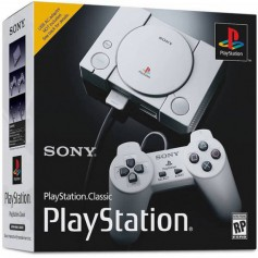 Playstation Sony 20 jeux pre-charges Classic