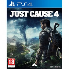 Jeux PS4 Sony Edition Renégat Just Cause 4