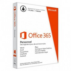 Microsoft MICROSOFT Office 365 PERSONAL FR