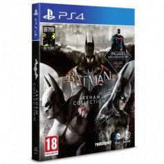 Jeux PS4 Sony PS4 BATMAN ARKHAM COLLECTION