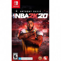 Jeux Nintendo Switch NINTENDO SWITCH NBA2K20