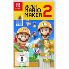Jeux Nintendo Switch NINTENDO SWITCH SUPER MARIO MAKER