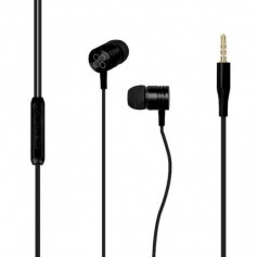 Ecouteur PROMATE Universal in ear Stereo BLACK
