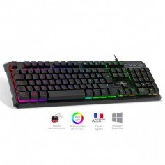 Clavier ADVANCE semi mechanical GTA 230 RGB