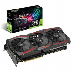 Cartes graphiques Asus ROG STRIX RTX2060S A8G GAMING