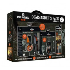 Souris Konix WORLD OF TANKS WOT COMMANDER