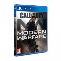 Jeux PS4 Sony CALL OF DUTY MODERN WARFARE